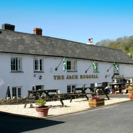 the Jack Russell Inn in Devon, UK